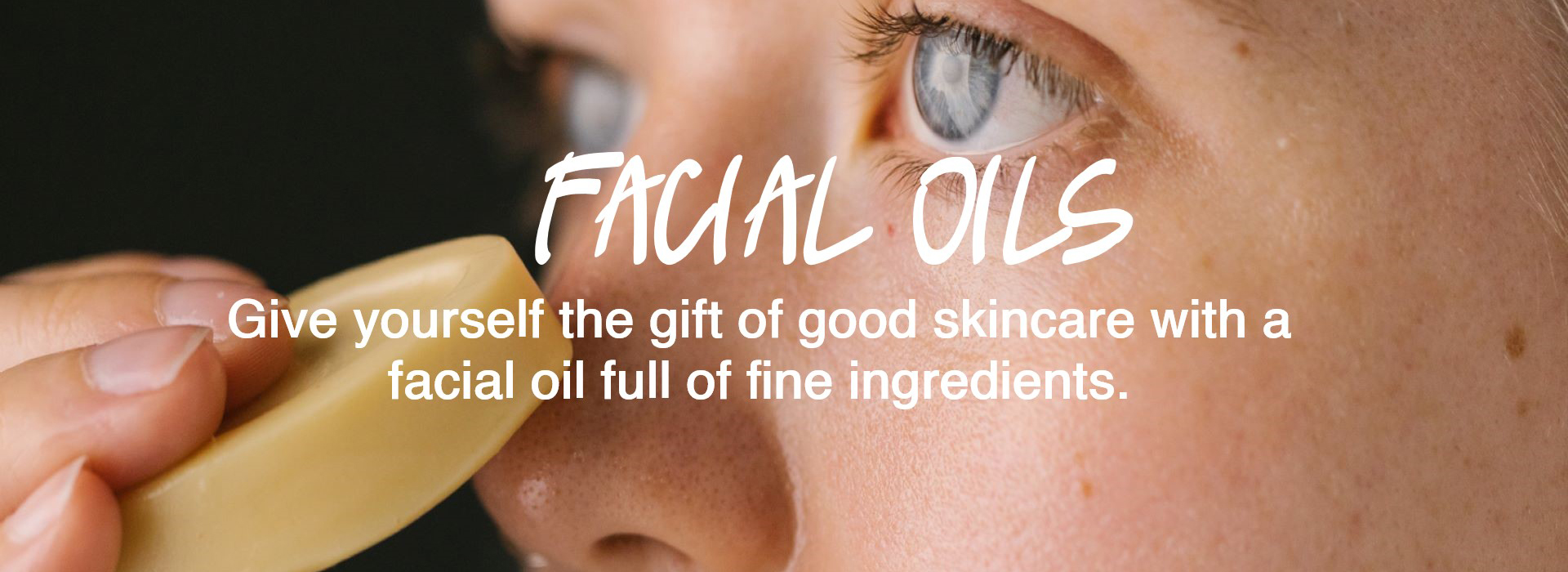 Facial Oils