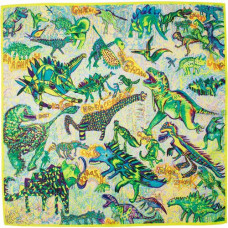 Dinosaurs Knot Wrap
